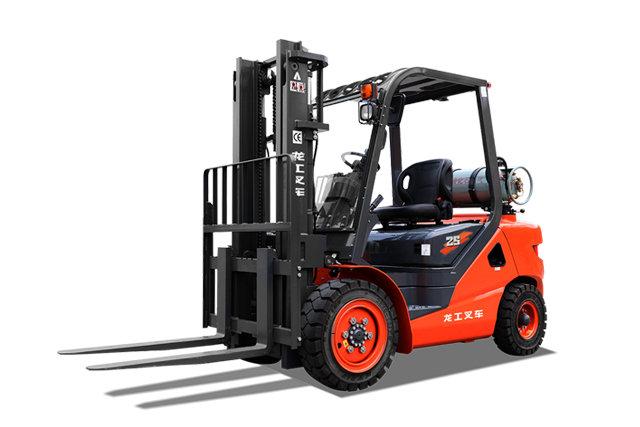 CPQY(D)25-L液化石油气叉车